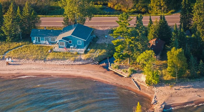 aerial-beach-house