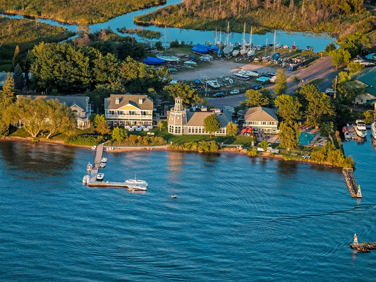 Experience Wisconsin S Great Island Escape The Inn On Madeline