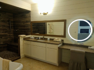 bathroom 2 - 606