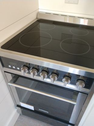 Kitchen range top